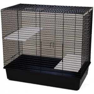 Клетка для грызунов 370х250х510