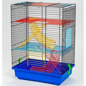 Клетка для грызунов 370X250X510