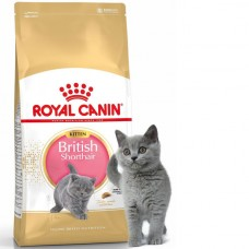Сухой корм Royal Canin Kitten British 0.4 кг.