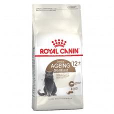 Сухой корм для британских кошек 2 кг. Royal Canin Ageing Sterelised 12+