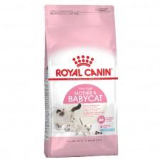 Сухой корм для беременных кошек и котят Royal Canin Mother&Babycat 2 кг.