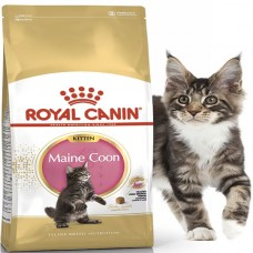 Сухой корм Royal Canin Kitten Maine Coon 0.4 кг.