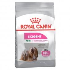 Корм для взрослых собак привередливых в питании 4 кг. Royal Canin EXIGENT