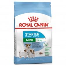 Корм для собак миниатюрных и мелких размеров 3 кг. Royal Canin MINI STARTER