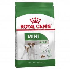 Корм для взрослых собак мелких размеров 2 кг. Royal Canin MINI ADULT