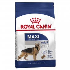 Корм для взрослых собак крупных размеров 4 кг. Royal Canin MAXI ADULT