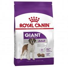 Корм для собак крупных пород 4 кг. Royal Canin GIANT ADULT