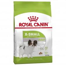 Корм для взрослых собак миниатюрных размеров 3 кг. Royal Canin X-SMALL ADULT