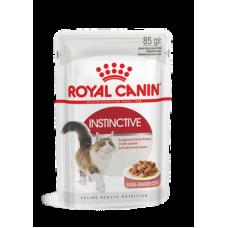 Влажный корм в соусе Royal Canin Instinctive 85 гр.
