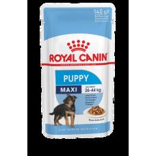 Влажный корм в соусе для щенков крупных пород Maxi Puppy 85 гр.