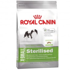 Корм X-SMALL STERILISED ADULT 500 гр. Royal Canin