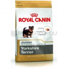 Корм для щенков Йоркширского терьера 500 гр. Royal Canin